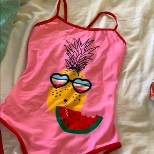 NWOT. Hanna Anderson swimsuit.